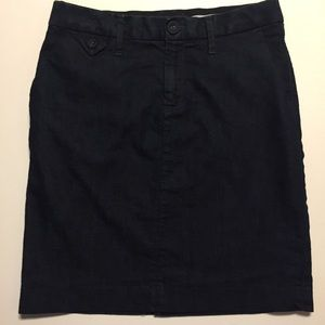 Banana Republic Women's Denim Skirt